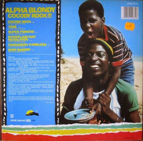 Alpha Blondy -- Cocody Rock!!! (2)