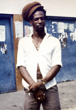 Reggae - Roots Rock Reggae - Gregory Isaacs - #gregory_isaacs02_bl
