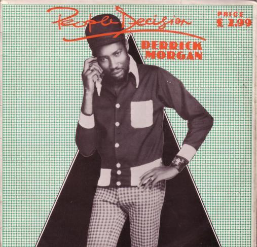 Derrick Morgan - People Decision - front