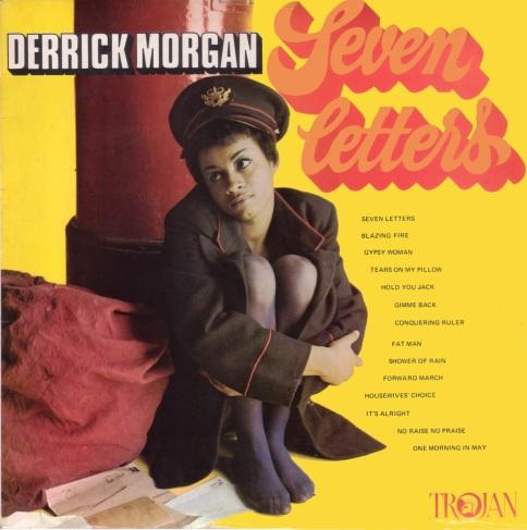 Derrick Morgan seven letters