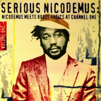 Nicodemus - Serious Nicodemus Vol. 1 front