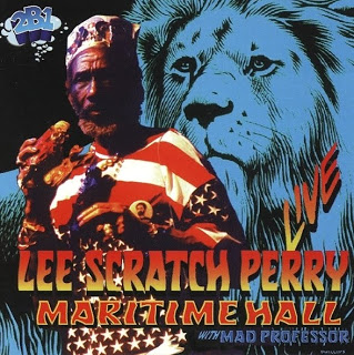 lee perry live at Maritime Hall 1997