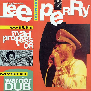 lee perry Mystic warriors in dub