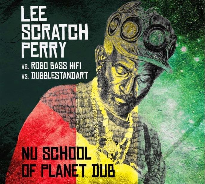 Lee Perry - Nu School Of Planet Dub (2014)
