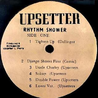 Lee Perry Rhythm Shower (1973)