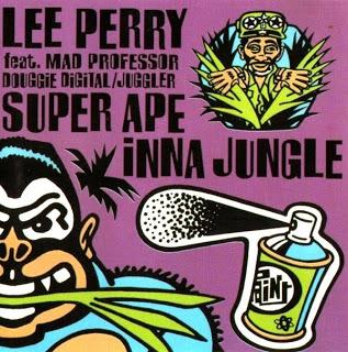 lee perry super ape inna jungle 1995