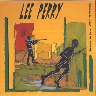 lee perry & the upsetter revolution dub (Lagoon) 1992