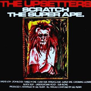 the upsetter scratch the super ape (Upsetter 1976)