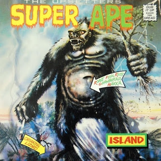 the upsetter super ape (island 1976)