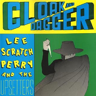 upsetter Cloak And Dagger (black art 1980)