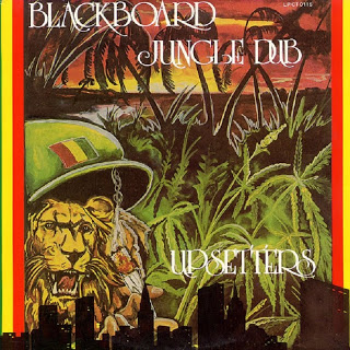 Upsetters - Blackboard Jungle Dub (Clocktower)