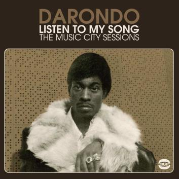 Darondo Listen To My Song The Music City Sessions-DVBGPD-233