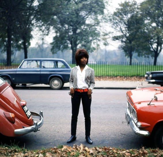 MILLIE SMALL Jamaican singer in 1964