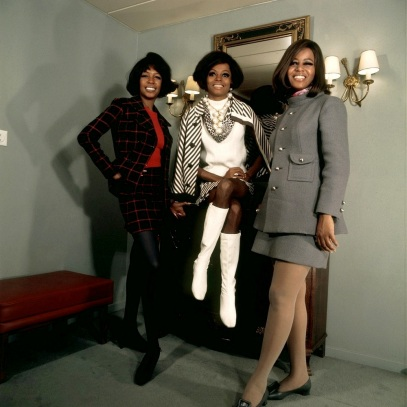 The Supremes Foto: Spaarnestad Photo/Hollandse Hoogte