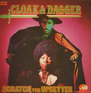 upsetter Cloak And Dagger (emi 1973)