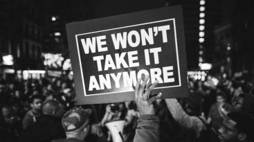 black-protests