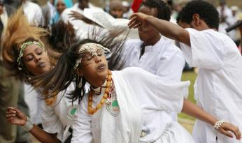 Oromo-traditional-dance-during-celebrations